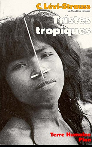 Tristes tropiques (Terre humaine) (French Edition) eBook: LEVI-STRAUSS,  Claude: Amazon.it: Kindle Store