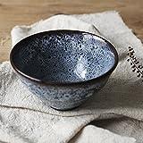 Classificazione del Colore: piastre, bocce Dimensioni: 8 pollici Numero: 1 Materiale: Ceramica Vasellame di tè Tecnologia: underglaze colore