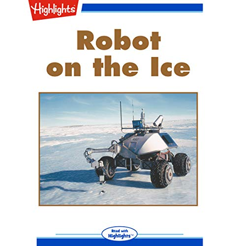 Robot on the Ice copertina