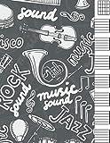 Cuaderno De Tablatura Guitarra: libro tablaturas...