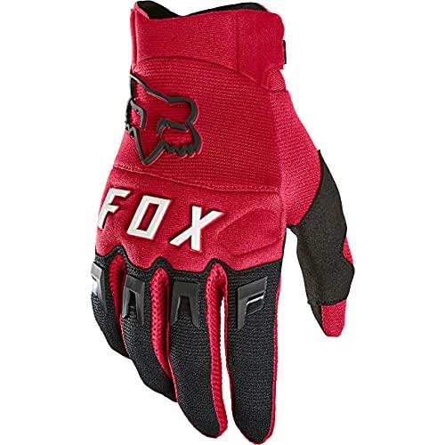 FOX Dirtpaw Glove Flame Red L