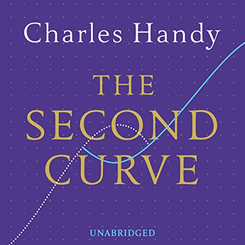 The Second Curve audiobook cover art