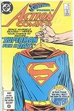 action comics 581
