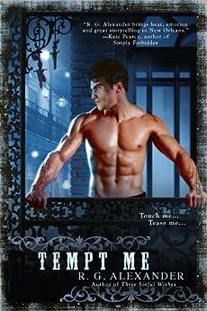 Tempt Me (A Bone Daddy Novel) by [R. G. Alexander]
