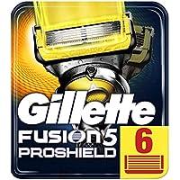 Cuchillas de afeitar para hombre Gillette Fusion Proshield.