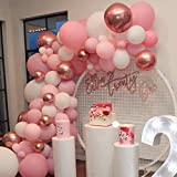 Party Decorations For Kids Pink And Gold
