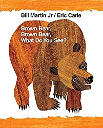 Brown Bear, Brown Bear, What do you see? Plus a list of all time favorite children's books, includes a free file