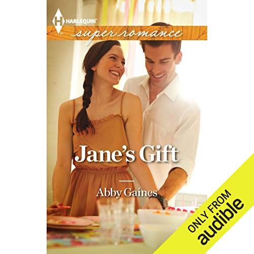 Jane's Gift audiobook cover art