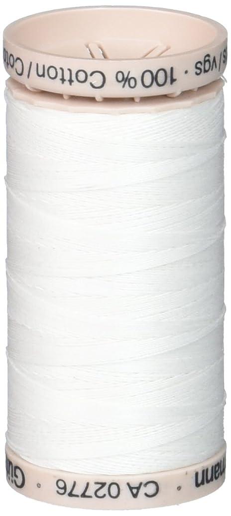 Gutermann Quilting Thread 220 Yards-White (738220-5709)