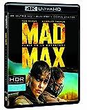 Mad Max. Furia En La Carretera 4k Uhd [Blu-ray]