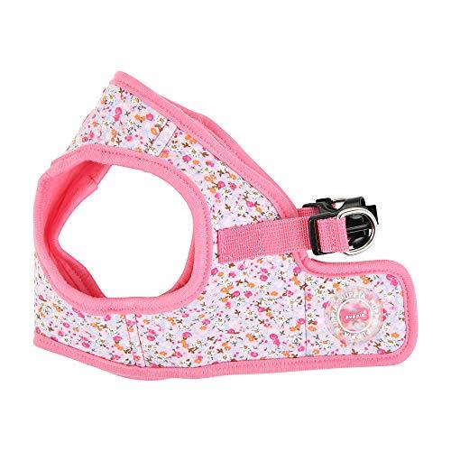 Puppia Wildflower Harness B - Pink - L
