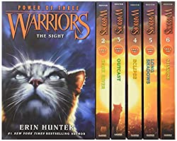 Warriors Series Boxed Set