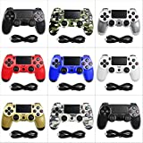 Wired Game Controller For Ps4 Controller For Play station 4 For Dualshock Vibration Joystick Gamepads For Play Station 4