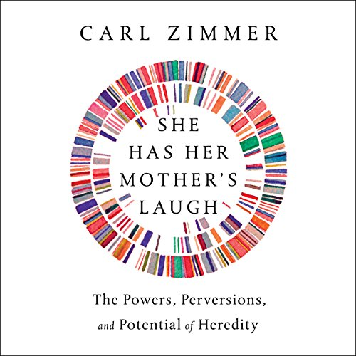 She Has Her Mother's Laugh audiobook cover art