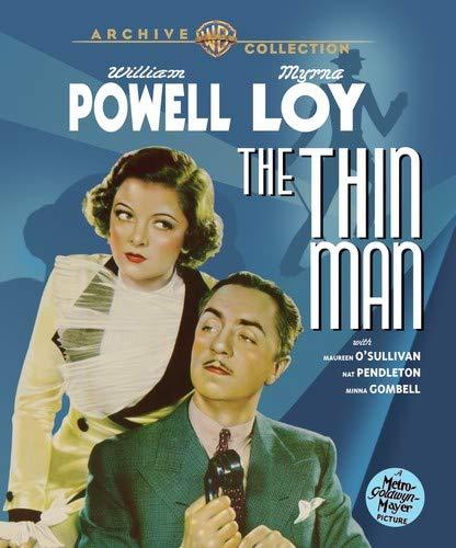 The Thin Man [Blu-ray]