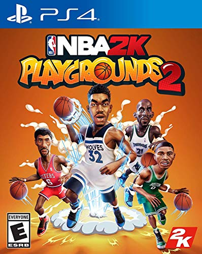 NBA 2K Playgrounds 2 for PlayStation 4 [USA]