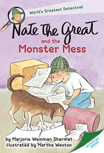 Nate the Great and the Monster Messの詳細を見る