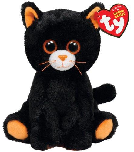 Ty Beanie Babies Merlin - Black Cat by Beanie Babies