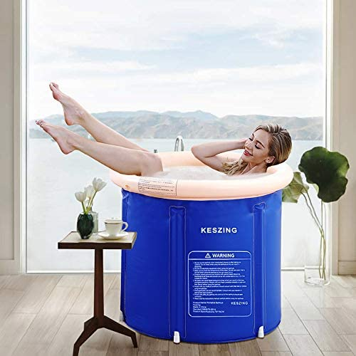 Large plastic bathtub for adults _image0
