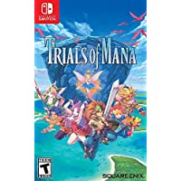Trials of Mana for Nintendo Switch by Square Enix