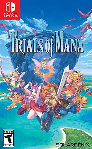Trials of Mana (Nintendo Switch) $19.99 at Amazon