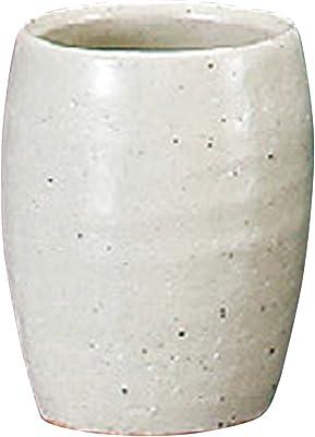 山下工芸(Yamasita craft) 粉引 たる湯呑 5.5×5.5×7.5cm 11347250