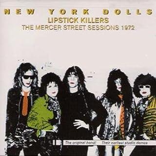 Lipstick Killers: The Mercer Street Sessions 1972 [12 inch Analog]