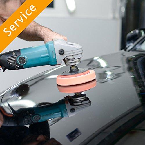 Automotive Waxing - Sedan