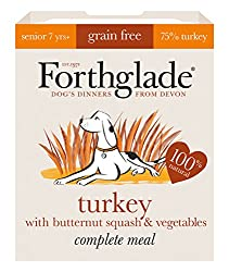 Many pets thrive on a grain free diet, which is why Forthglade has developed five tasty grain free meals based on duck, turkey and lamb. The meals mirror the health benefits of the original Lifestage range, we`ve simply replaced the grain with fibre-...