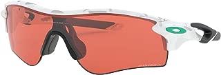 Oakley Men's Radarlock Path Asian Fit Sunglasses,OS,Matte Snow Camo/Prizm Dark Golf