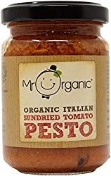 Basil pesto is based on a traditional recipe from genoa Delicious sauce is ideal for pasta Also mix with cream for chicken dishes or dolloped onto oven-roasted garlic and chilli aubergines Suitable for vegetarians and vegans