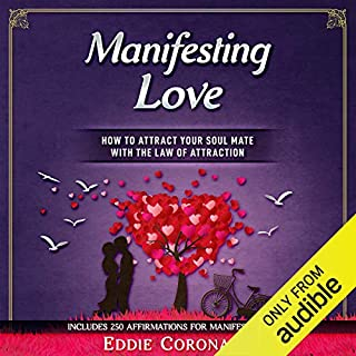 Manifesting Love audiobook cover art