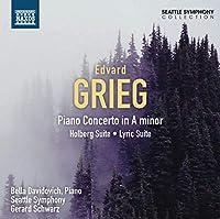 Piano Concerto/Holberg Suite/Lyric Suite