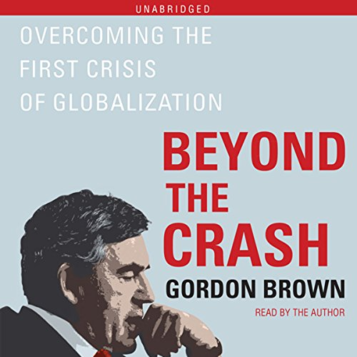 Beyond the Crash audiobook cover art