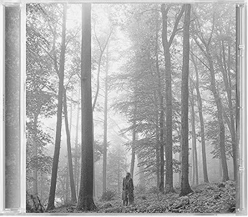 "the ""in the trees"" ƒοꝲƙꝲοɤе edition CD"
