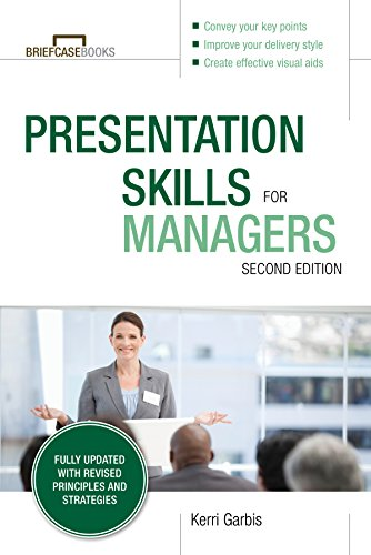 Presentation Skills For Managers, 2E (Briefcase Books) (English Edition)