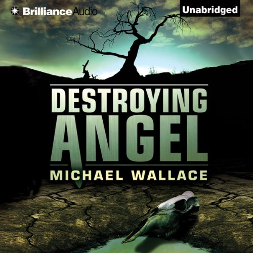 Destroying Angel audiobook cover art