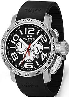 TW Steel Watch for Men, Rubber, TW-40