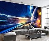 Papel Pintado 3D Resumen Ciudad Túnel Pasaje Minimalismo Fotomurale 3D Tv Telón De Fondo Pared Decorativos Murales