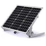 Sun Energise Waterproof 12V 30W Solar Battery Charger Pro - Built-in MPPT Charge Controller + 3-Stages Charging - 30 Watts Solar...