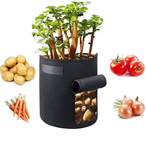15 Gallon Potato Grow Bags, High...