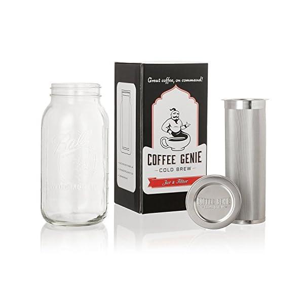 Coffee Genie Cold Brew Coffee Maker