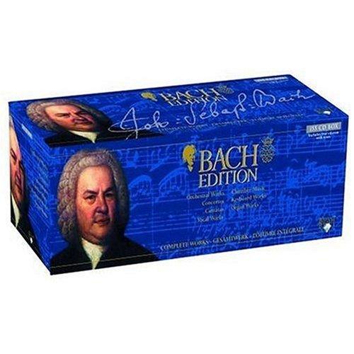 Johann Sebastian Bach: Das Gesamtwerk (Box mit 155 CDs)