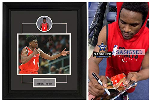 Tyson Chandler signed autographed photo sasigned coa proof framed