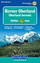 Bernese Oberland Holiday Map: KF.WKH.911