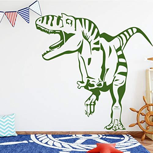 hetingyue Habitación Infantil Creativo Dinosaurio Etiqueta de la Pare