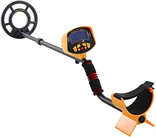 Professional Handheld Metal Detector LCD Display Gold Digger Light Hunter Deep Sensitive Search Tools 2018