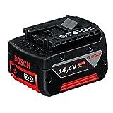 Bosch Professional GBA 14,4 V 4,0 Ah M-C, 14,4 V Akkuspannung, 4 Ah Akkukapazität, 500 g Gewicht