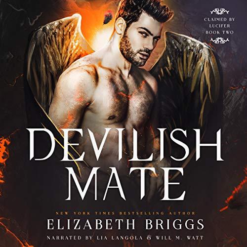 Devilish Mate Audiobook By Elizabeth Briggs cover art