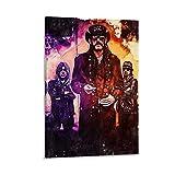 jiandan Lemmy The Motorhead Poster, dekoratives Gemälde,